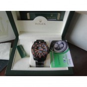 Rolex Submariner Pro-Hunter Arancia Edition Imitazione Replica