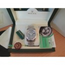 Rolex Replica Datejust Special Edition Diamond Blu Arab
