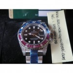 Rolex Gmt Master II Texano Red And Blu Edition Imitazione Replica