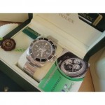 Rolex Submariner Skull Nero Limited Edition Imitazione Replica
