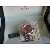 Datejust Jubilee Everose Classic Edition Imitazione Replica