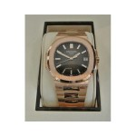 Patek Philippe Nautilus 5711 Replica Full Rose Gold Edition Imitazione Replica Orologio