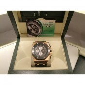 Audemars Piguet Replica Offshore The Legacy Rose Gold Caucciù Strip Limited Edition Orologio