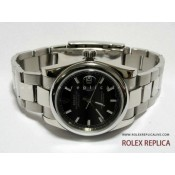 Rolex Date Just Repliche Quadrante Nero