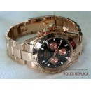 Rolex Daytona Repliche Quadrante Nero Everose