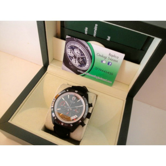 Tudor replica chrono PVD limited edition