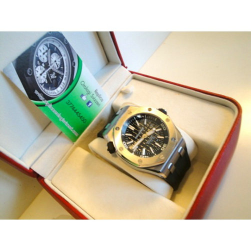 Audemars Piguet replica diver black dial edition limited edition orologio replica