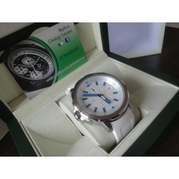 IWC Aquatimer White Edition Imitazione Replica