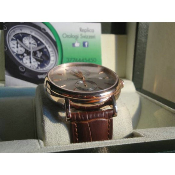IWC Portofino Pellet Brown Edition Imitazione Replica