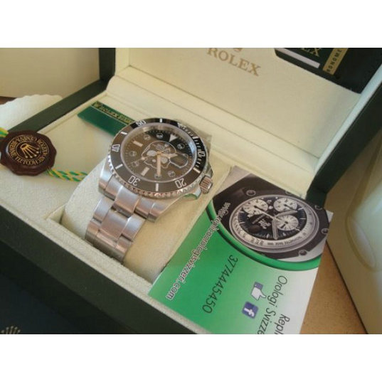 Rolex Submariner Skull Black Limited Edition Imitazione Replica
