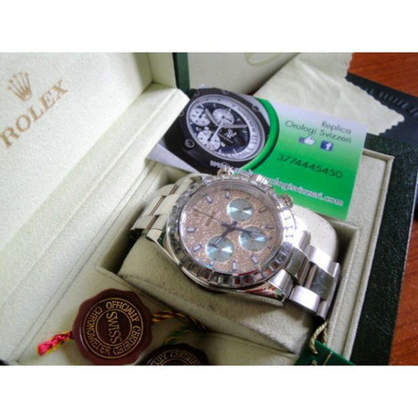 Rolex Daytona New Emirates Brillantine Edition imitazione Replica