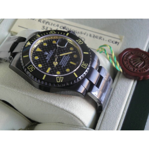 Rolex Submariner Pro-Hunter Yellow Edition Imitazione Replica