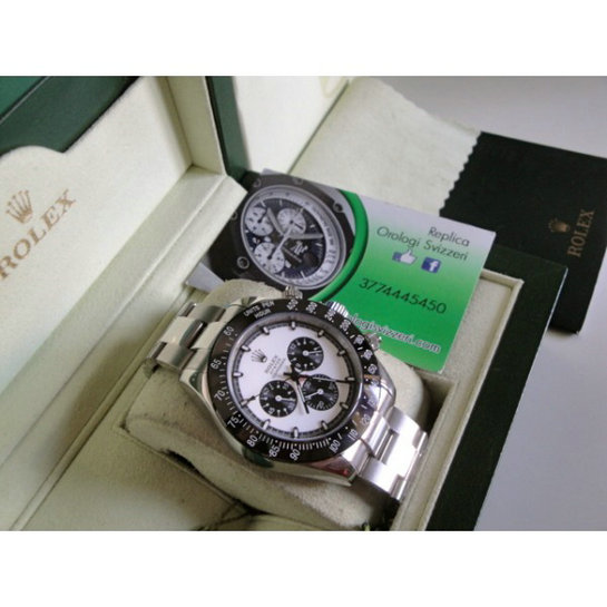 Rolex replica daytona new paul newman ceramichon my 2016 orologio replica copia