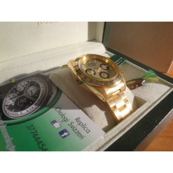 Rolex Daytona Gold Edition imitazione Replica