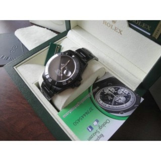 Rolex Submariner Bamford Nero Edition Imitazione Replica