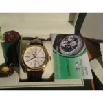 Rolex Replica Cellini Pelle Marrone Edition Special