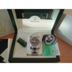 Rolex Replica Datejust Special Edition Diamond Nero Diamanti Oyster