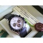 Rolex Replica Daytona Rubber-B Strip Pvd Panda Solutions