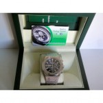 Audemars Piguet Replica Royal Oak Crono Blu Dial Orologio Replica Copia Ap Imitazione
