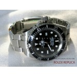 Rolex Sea Dweller Deepsea Repliche Quadrante Nero