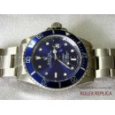 Rolex Submariner Date Repliche Quadrante Blu