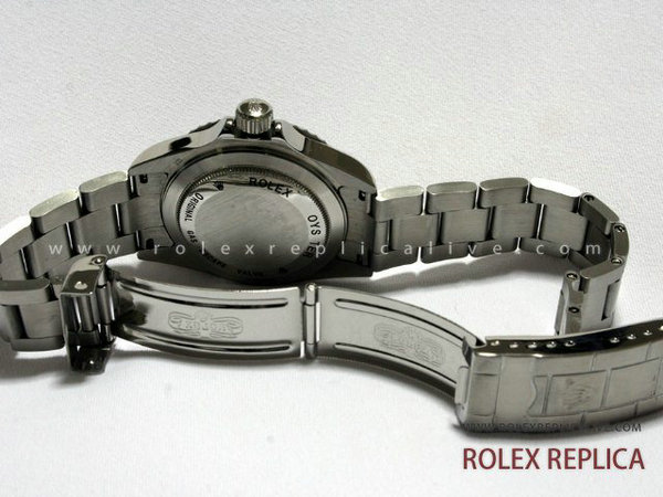 Rolex Sea Dweller Replica Quadrante Nero